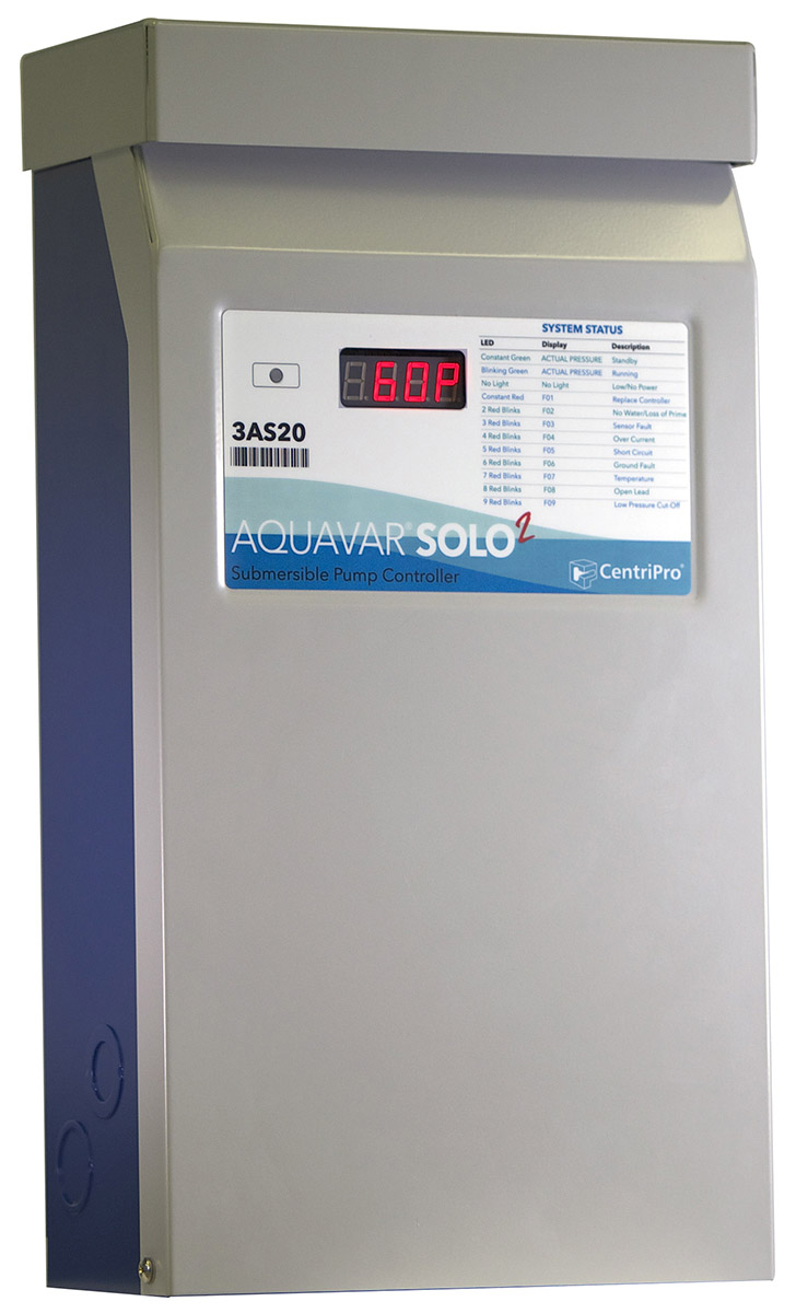 1AS15 Aquavar Solo Drive