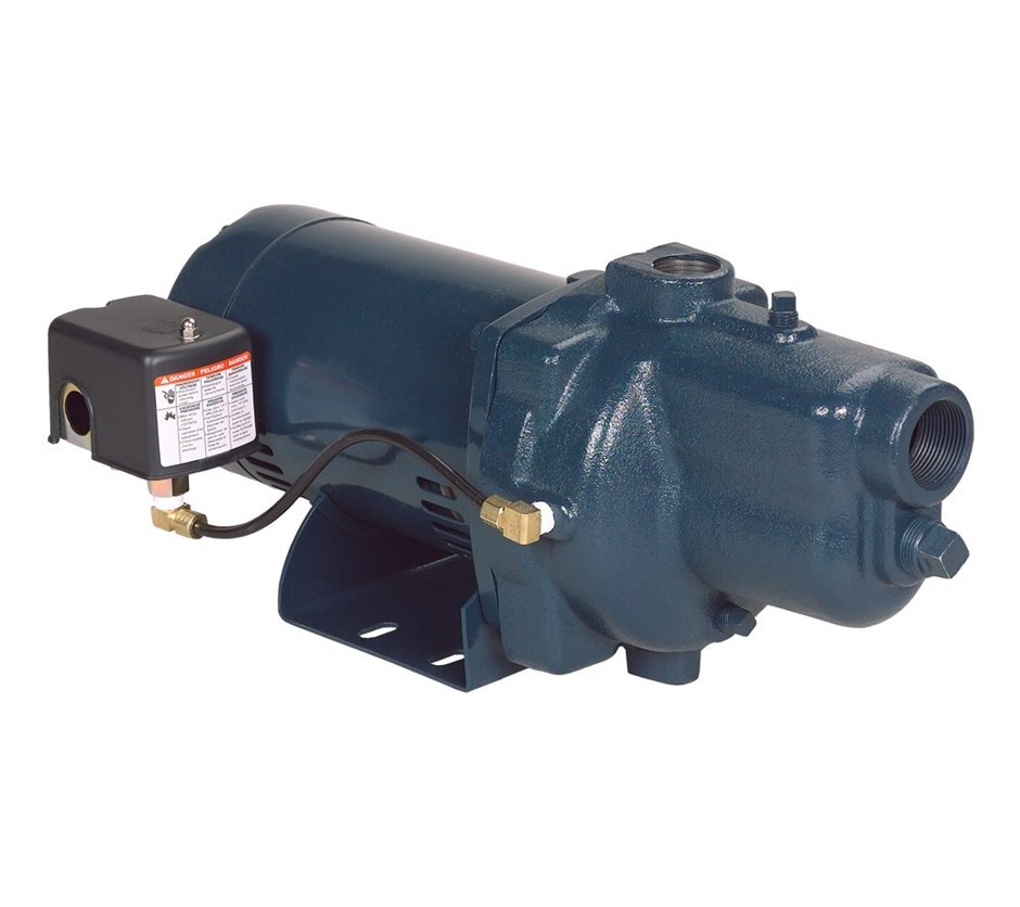 Franklin Electric FVJ05CI VersaJet Jet Pump 1/2HP