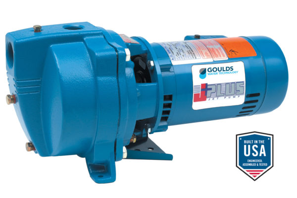 J5S 1/2 HP Shallow Well Jet Pump