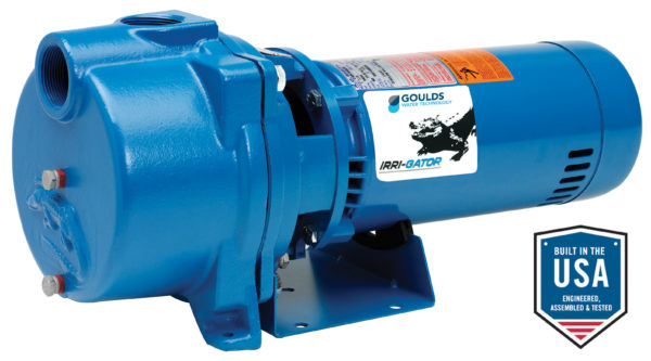 GT-07 3/4 HP Irrigator Centrifugal Pump