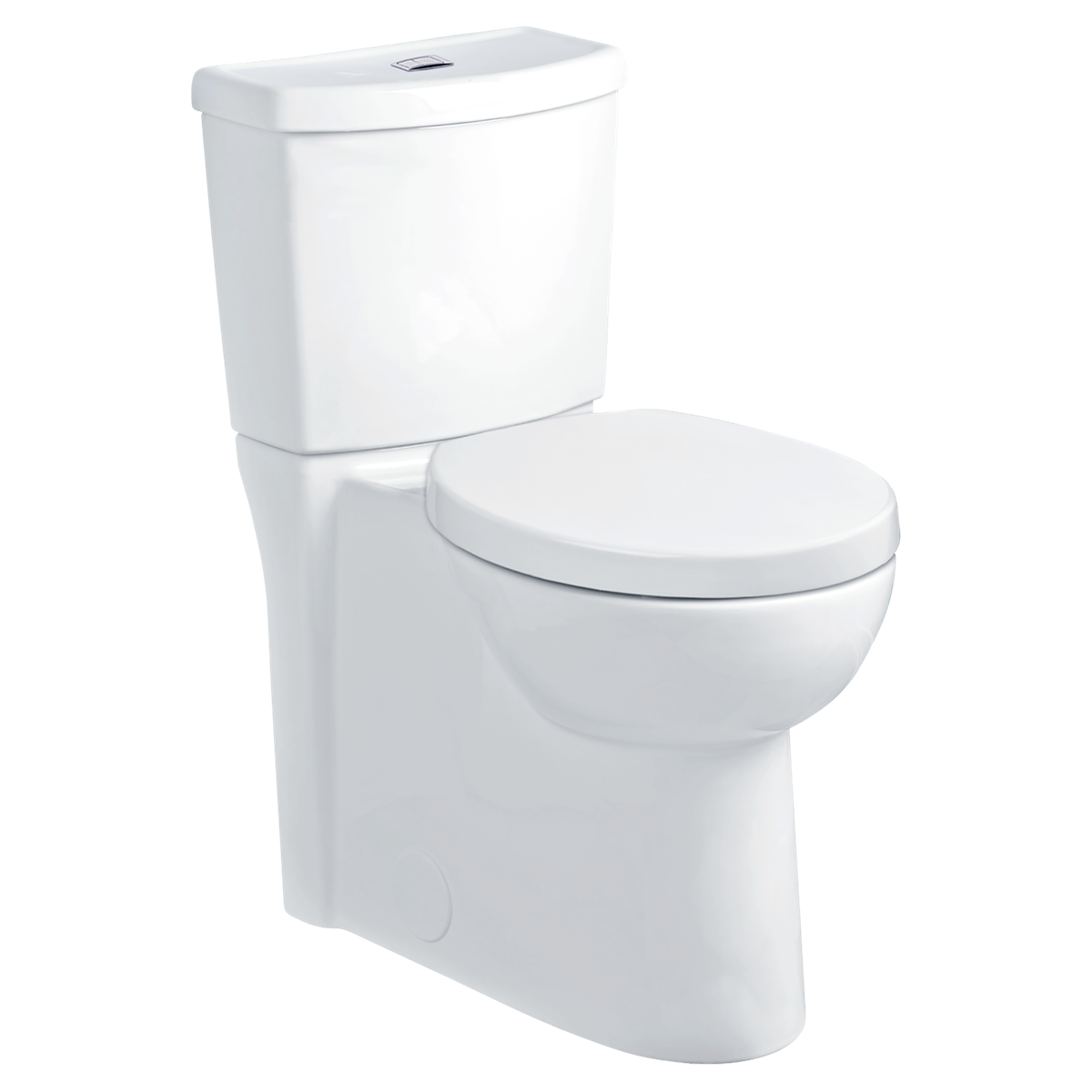 Studio Dual Flush Right Height Round Front 1.1/1.6 gpf Toilet