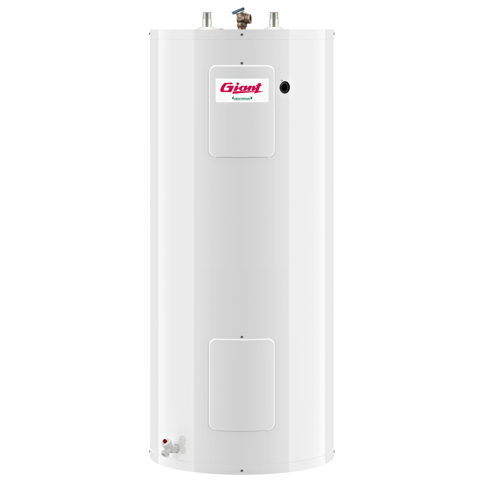 Giant Residential Electric Water Heater – Standard – 40 Imp. Gal.