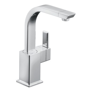 90 Degree One-Handle High Arc Faucet