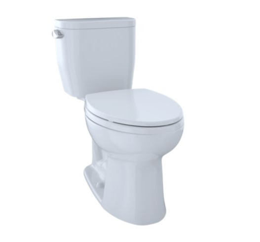 Eco Drake Two Piece Toilet 1 28gpf 10 Quot Rough In