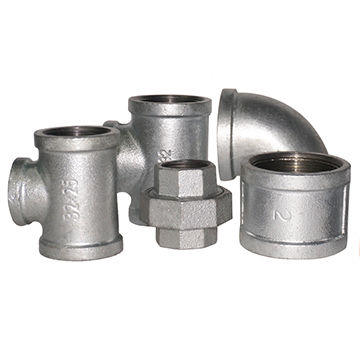Galvanized Pipe and Fittings