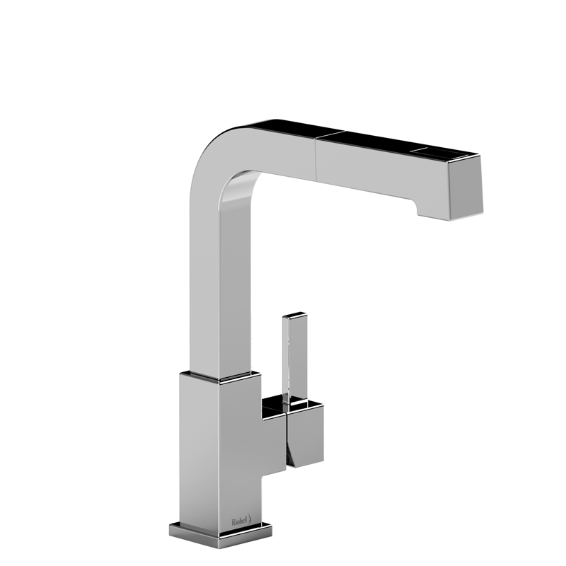 Mizo Kitchen Faucet with Spray