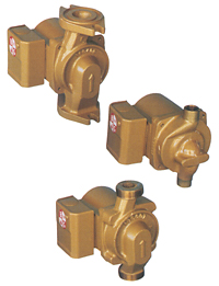 NBF Wet Rotor Pumps