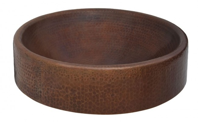 Baccus Black Copper Bath Sink