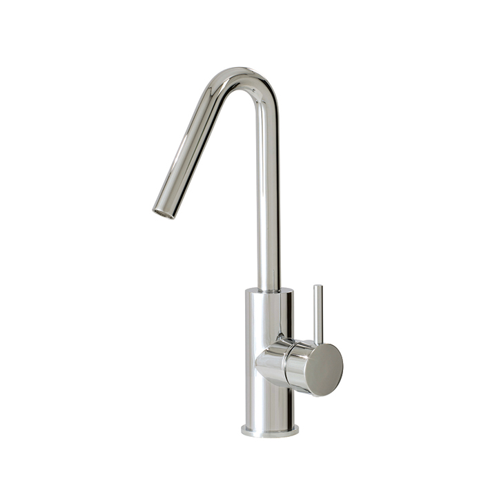 Xround Single-hole Lavatory Faucet