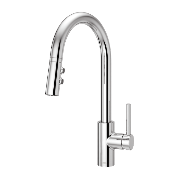 Stellen 1-Handle Pull-Down Kitchen Faucet